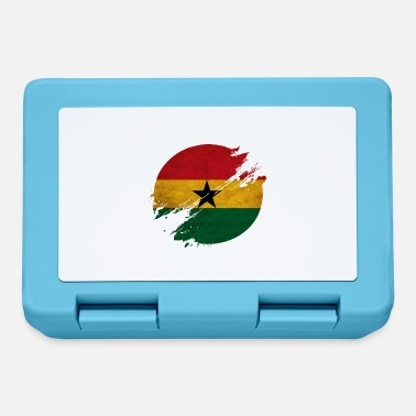 Kumasi Ghana district - Lunchbox