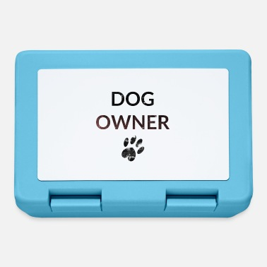 Dog Owner Dog owner - Lunchbox