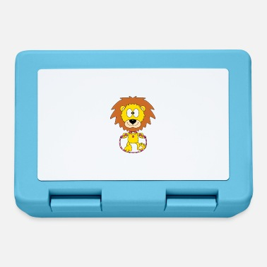 Funny Lion - Lion - Skipping Rope - Sport - Fun - Lunchbox