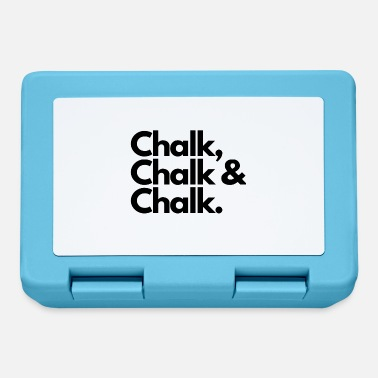 Chalk Chalk - Lunchbox