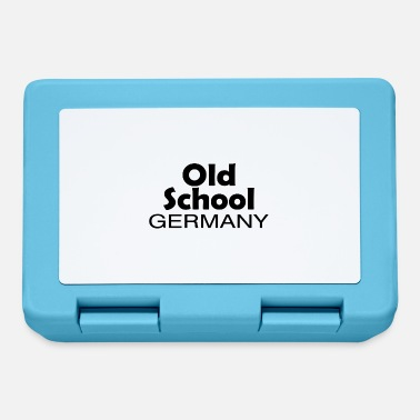 Tyskland Old School Germany opprinnelse hjem gave - Matboks