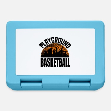 Playground basketball playground - Lunchbox