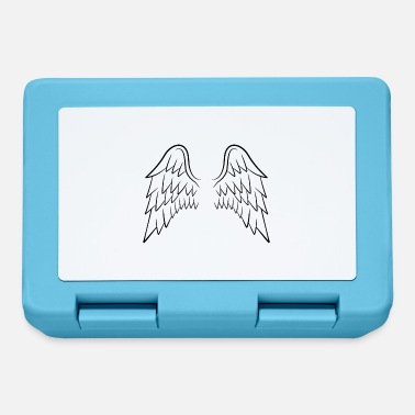 Wing Angel wings wings - Lunchbox
