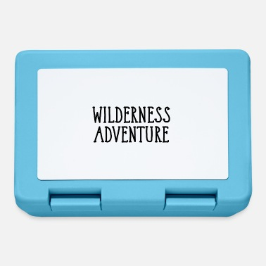 Wilderness Wilderness Adventure - Lunchbox