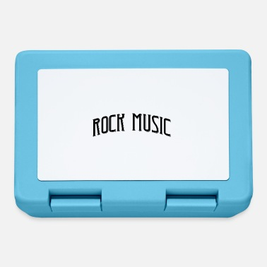 Rock Music Rock music - Lunchbox