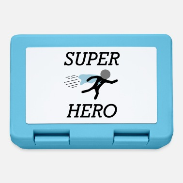 Super Hero Hero World Star Master Kids Leader - Lunchbox
