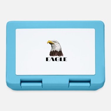 Arte Grafica Aquila di arte grafica EAGLE - Lunch box