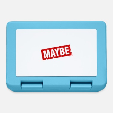 Maybe maybe - Lunchbox