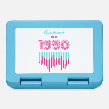 1990s Awesome since 1990 Great born since 1990 30 - Lunchbox