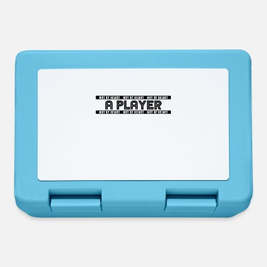 Player player - Lunchbox