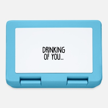 Drinking drink - Lunchbox