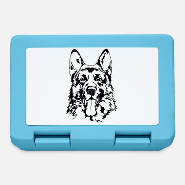 German Shepherd GERMAN SHEPHERD - GERMAN SHEPHERD Wilsigns - Lunchbox