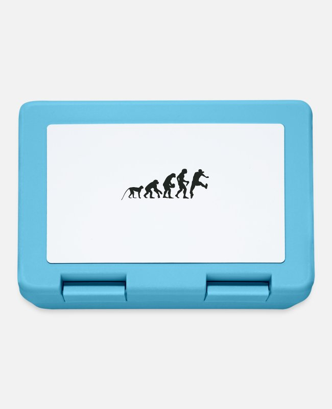 Competition Lunchboxes - Evolution running - Lunchbox sapphire blue