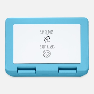 Beachvolleyball Amore da beach volley - Lunch box