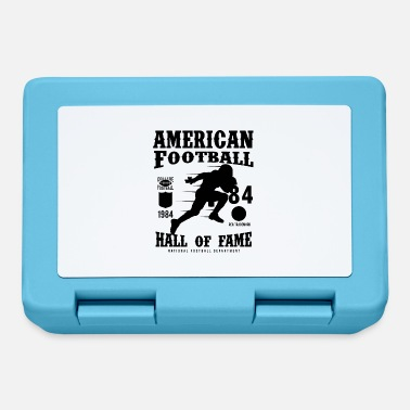 Nationale Spiele american football hall of fame 1984 - Brotdose