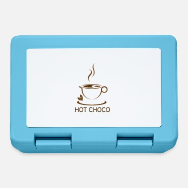Hot Chocolate chocolate, hot choco - hot chocolate - Lunchbox