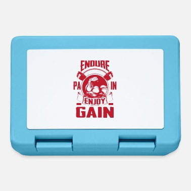 Gain Fitness - Endure pain enjoy gain - Brotdose