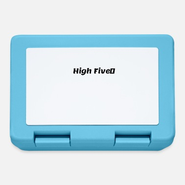 High High five - Lunchbox