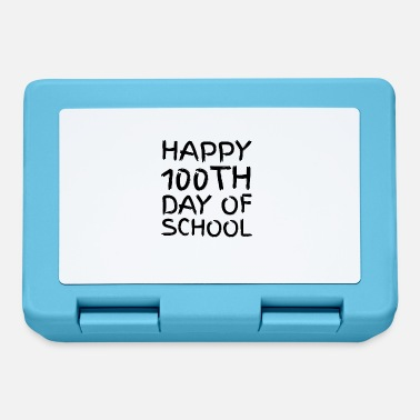 Short Speech On Teachers Day In English 100th day of School Novelty Gifts - Lunchbox