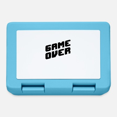 Game Game Over Game Play Game Gaming Gambling Console - Lunchbox