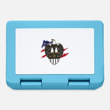 Obama US Flag Eagle Murica - Flag - Madkasse
