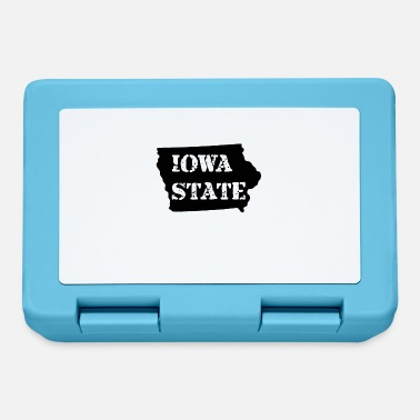 State State of iowa - Lunchbox