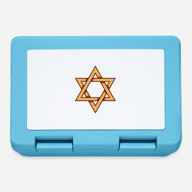 Judaism A Star Symbol of Judaism. - Lunchbox