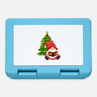 Wichtelshirt Christmas gnome elf fan - Lunchbox