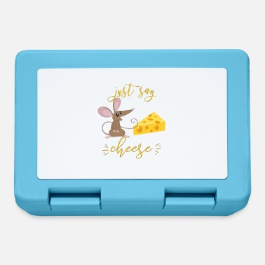 Just Say Cheese For Kids The Mouse Loves Cheese I - Lunchbox