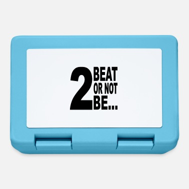 Beat Em Up TO BEAT OR NOT TO BE - Lunchbox