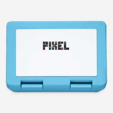 Pixel pixel - Lunch box
