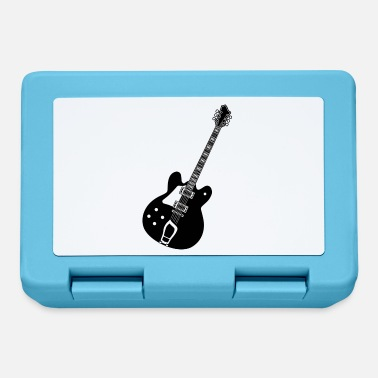 E-guitar E guitar - Lunchbox