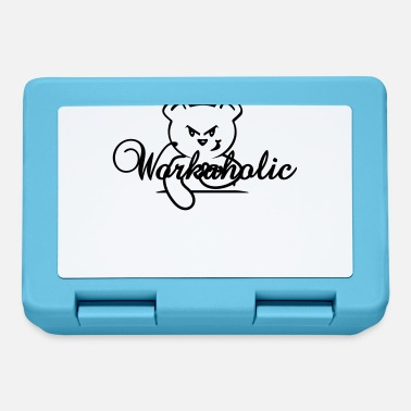 Workaholic Workaholic (1c) - Lunchbox