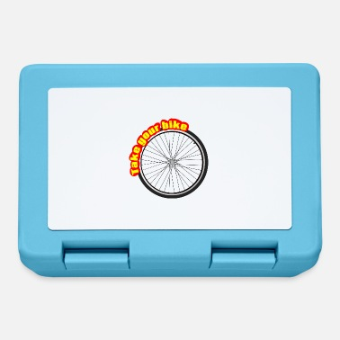 Take Take The Bike, Take the Wheel - Lunchbox
