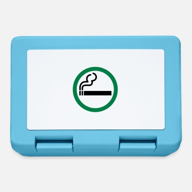 Allowed smoking allowed - Lunchbox