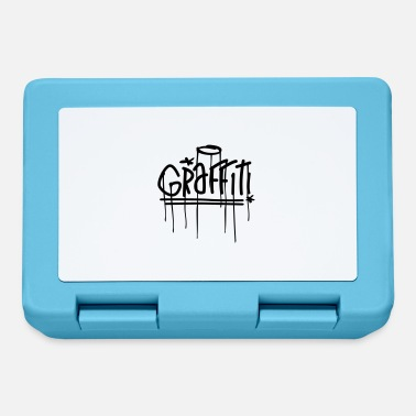Graffiti graffiti - Brotdose