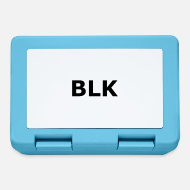 BLK - Lunch box
