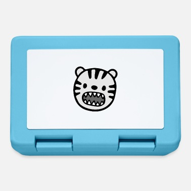 Adorabile Adorabile animale illustrazione - Lunch box