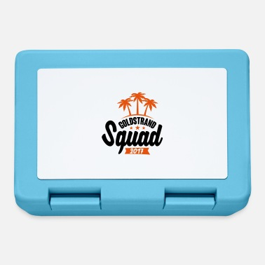 Gold Beach Gold Beach squad 2017 - Lunchbox