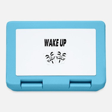 Wake Up wake up - Lunchbox
