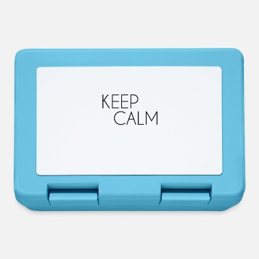 keep Calm - Lunchbox