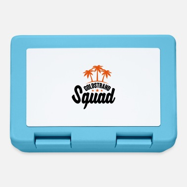 Gold Beach Gold Beach squad - Lunchbox
