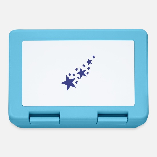 Skies Lunchboxes - Stars - Lunchbox sapphire blue