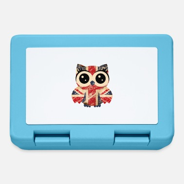 Uk Owl UK - Lunchbox
