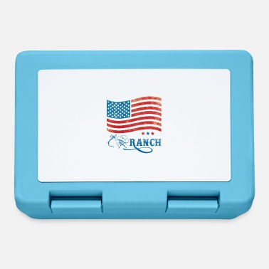 Ranch RANCH American Vintage - Lunch box
