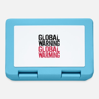 Global Global Advarsel - Global Warming - Madkasse