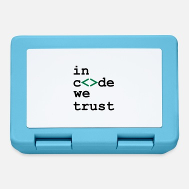 Stem Day [ In code we trust ] - Lunchbox