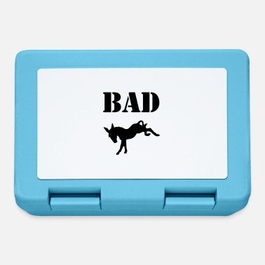 Bad Bad Ass - Lunch box