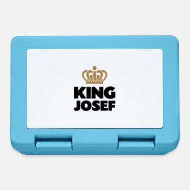Josef King josef name thing crown - Lunchbox