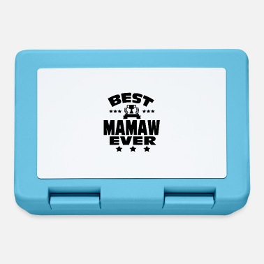 BEST MAMAW EVER - Lunchbox